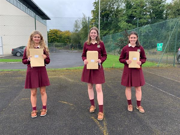 Junior Certificate Results Day 2020