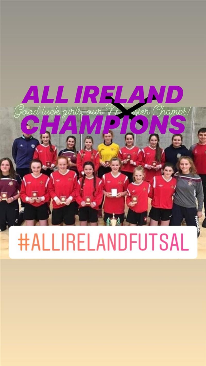 Pres Thurles Futsal All-Ire Champs.JPG