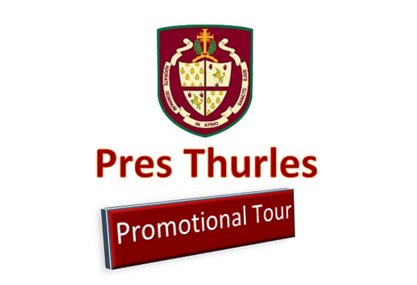 Promotional Tour: Pres Thurles