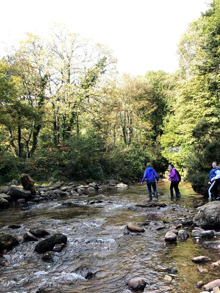 A day of adventure and survival at Glengarra Woods!