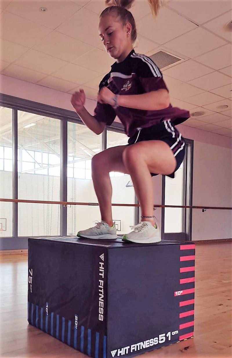 Gym - Sophia Burke.JPG