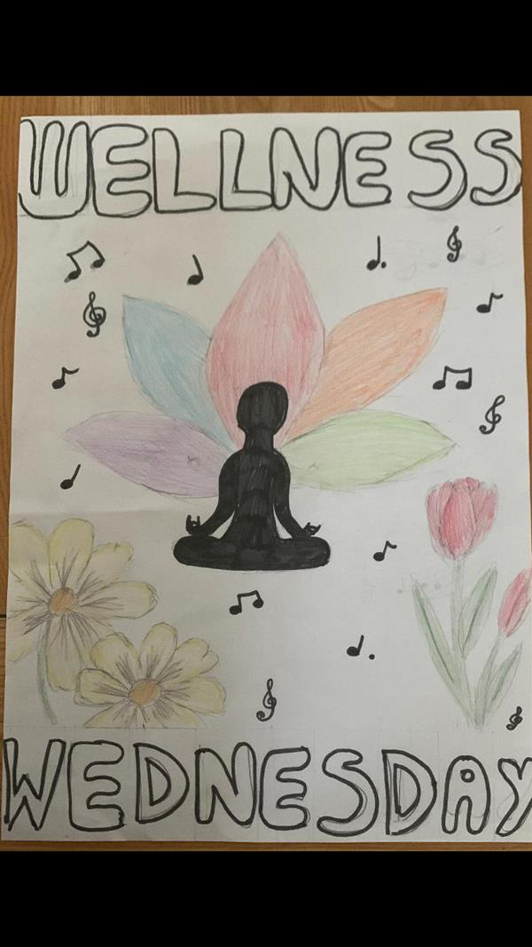 Wellbeing Poster Competition